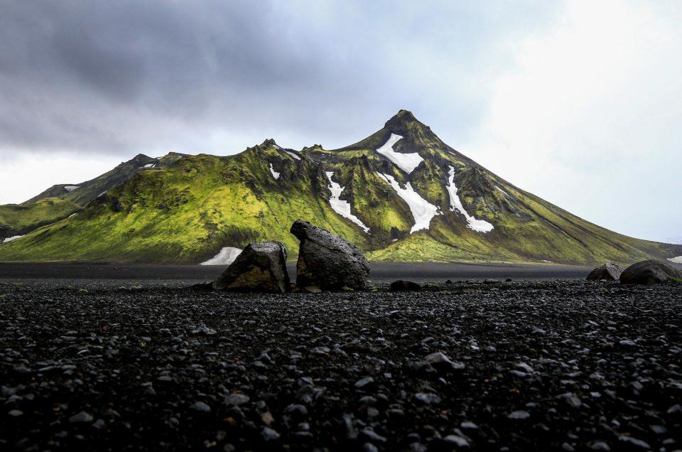 Trek du laugavegur – Islande