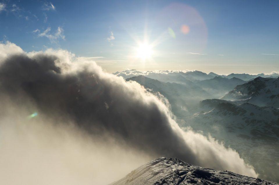 Dôme de Chasseforêt – Maurienne – France