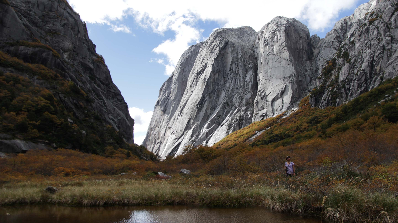 Vallée Cochamo La junta – Chili