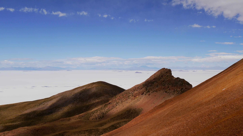 Volcan Tunupa – Bolivie