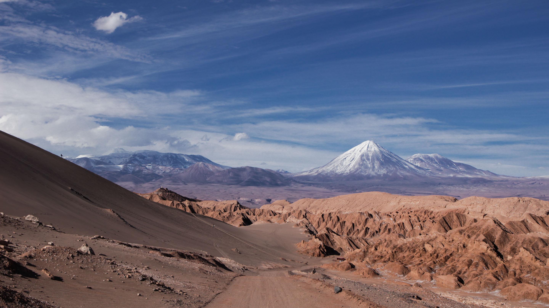 Desert d'Atacama – Chili