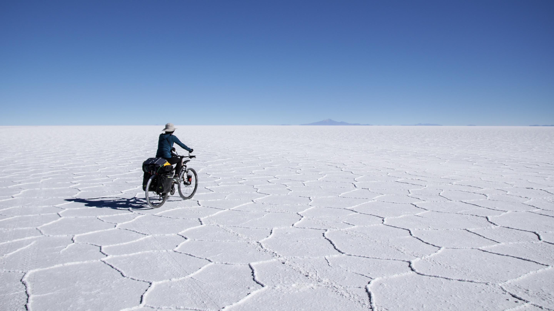 L'altiplano en vélo – Bolivie