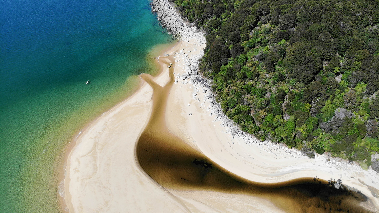 Abel Tasman – Nouvelle Zélande