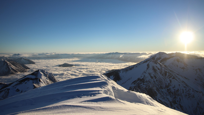 Castle Hill Peak – Nouvelle Zélande