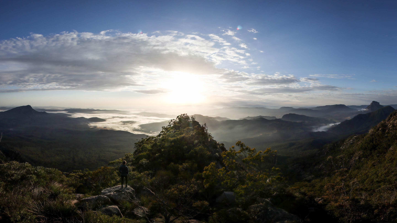 Mt Barney – Australie