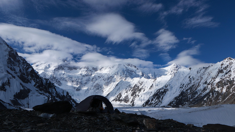 Inylchek – Kirghizistan