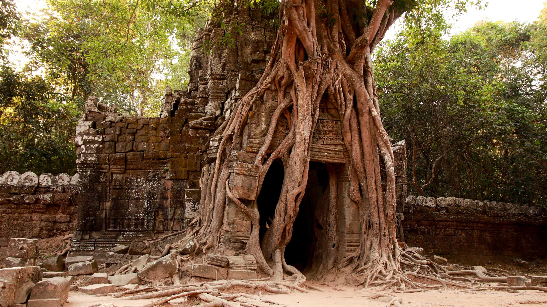 Angkor Vat – Cambodge
